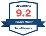 Ira M. Maurer Avvo Top Attorney Badge