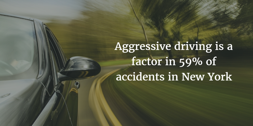 Aggressive Driving in New York - Major Source of Accidents