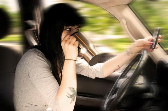 Car Accident Lawyers | Distracted Driving | NY